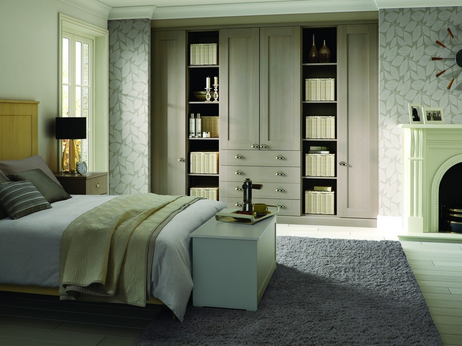 build your own fitted bedroom wardrobes — alans home design